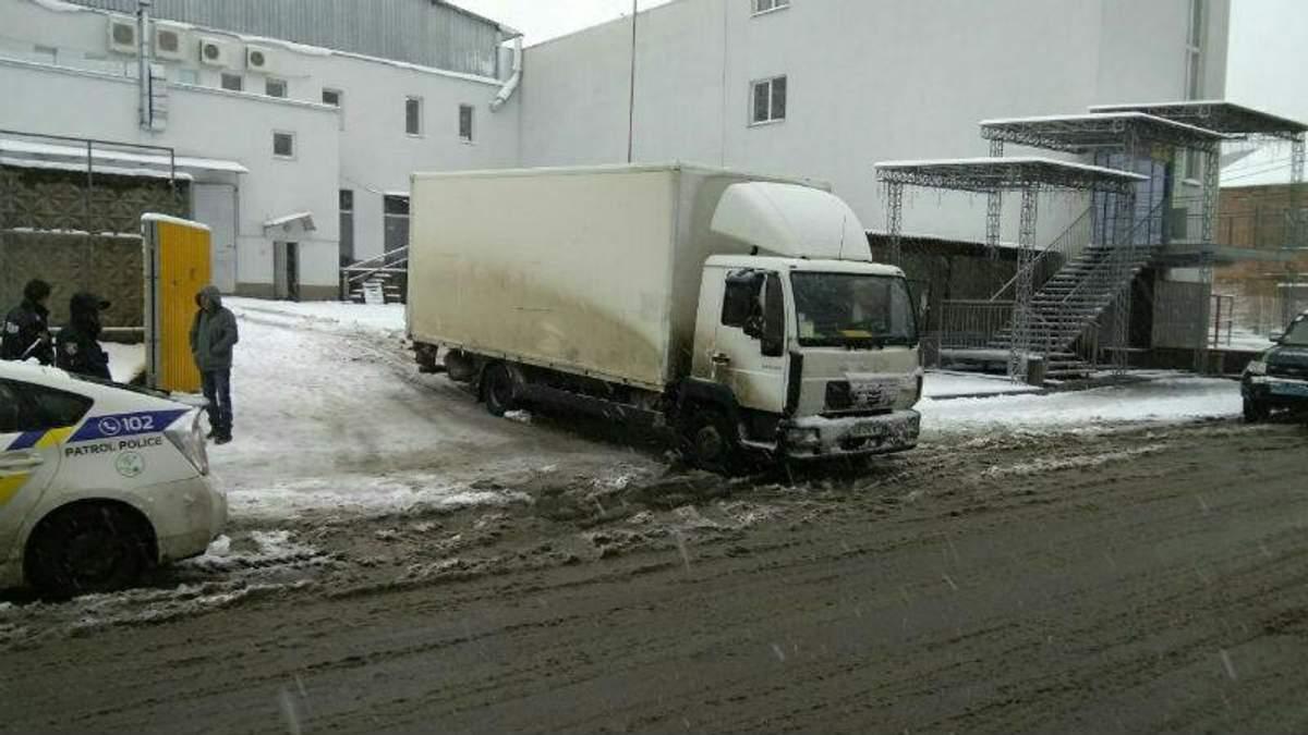 Аварія у Вінниці