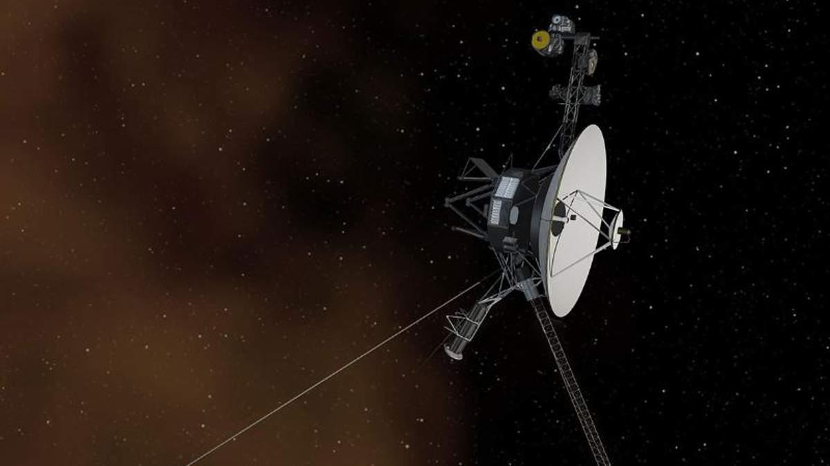 """20 миллиардов километров: NASA запустили выключенные 37 лет назад двигатели """"Вояджер-1"""""""