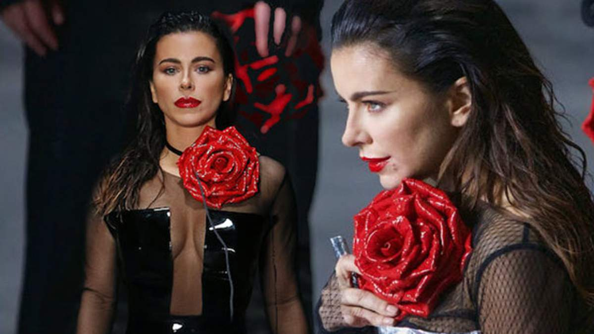 Ані Лорак анонсувала концерт на українському каналі