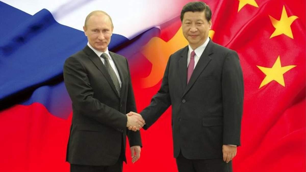 Росія та Китай розробляють зброю для застосування у космосі