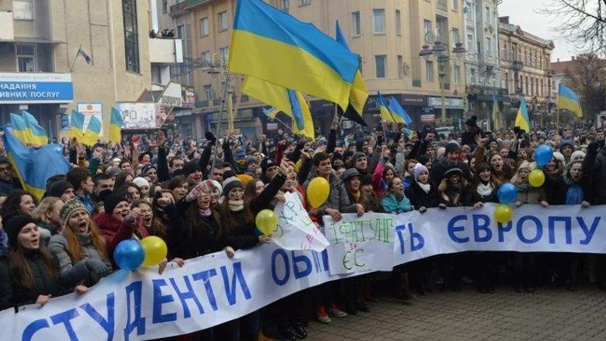 """Не було б Майдану – ми б жили в """"стабільному болоті"""", – комендант Євромайдану"""