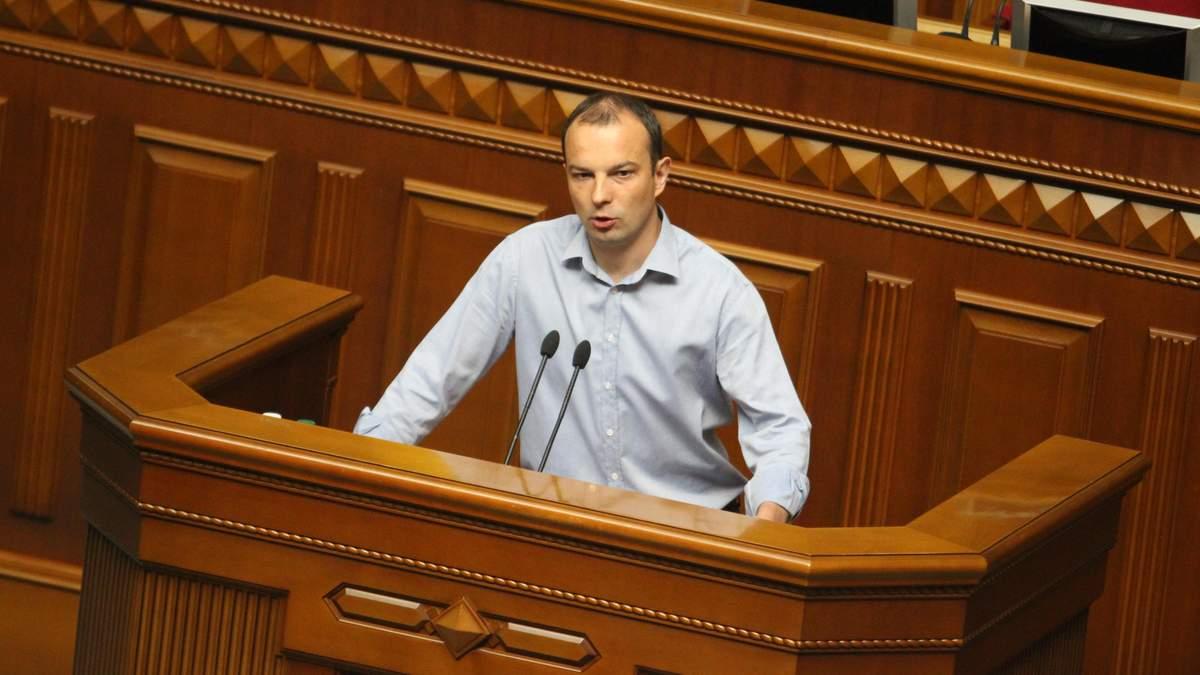 Єгора Соболєва звільнили з посади голови комітету Ради