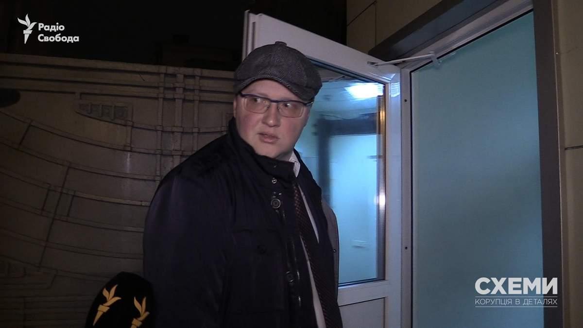 """Чому """"Куратор"""" НАЗК Горащенков відвідував АП під час розслідування СБУ, в якому фігурує"""