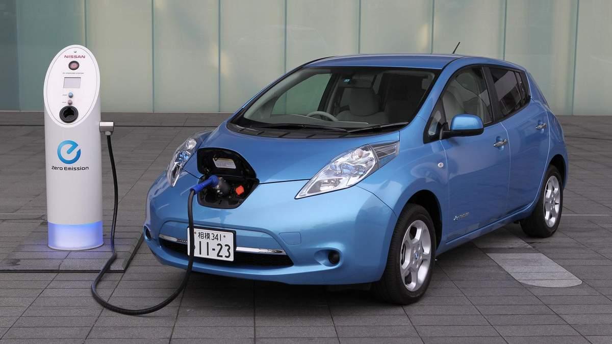 Электромобили в Украине: отмена налогов и доступная цена