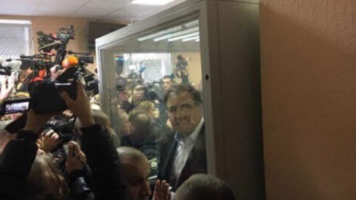 Суд відмовив Саакашвілі у відведення прокурорів