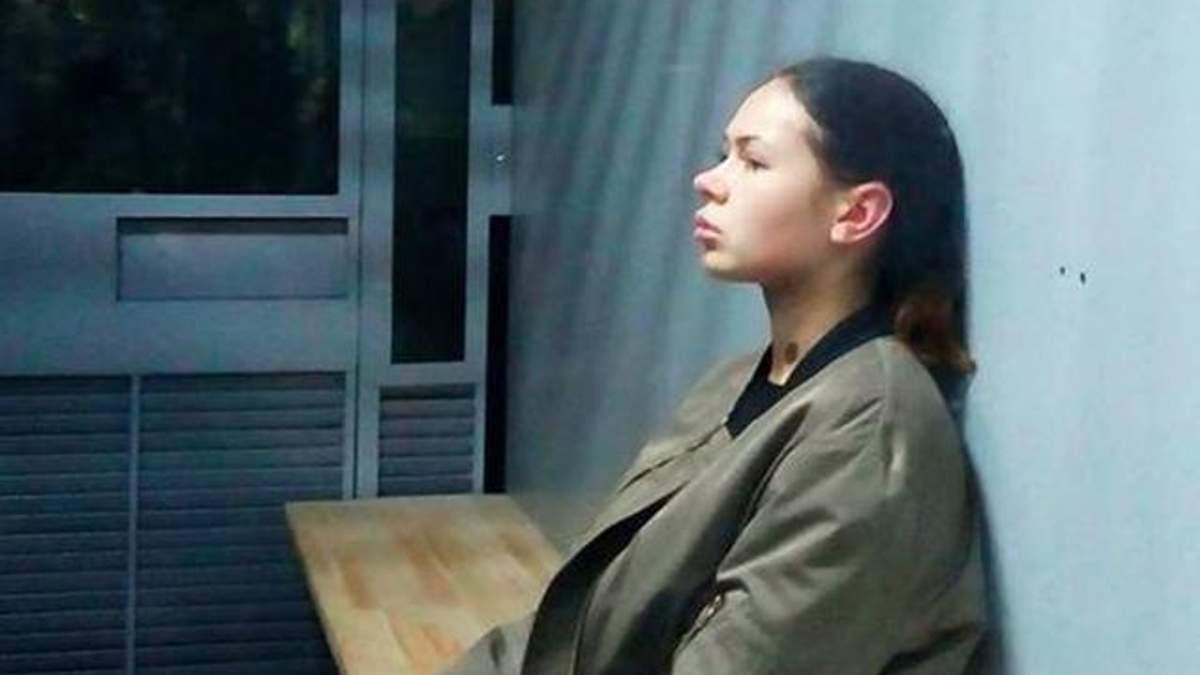 Зайцева признала свою вину в ДТП в Харькове - детали суда