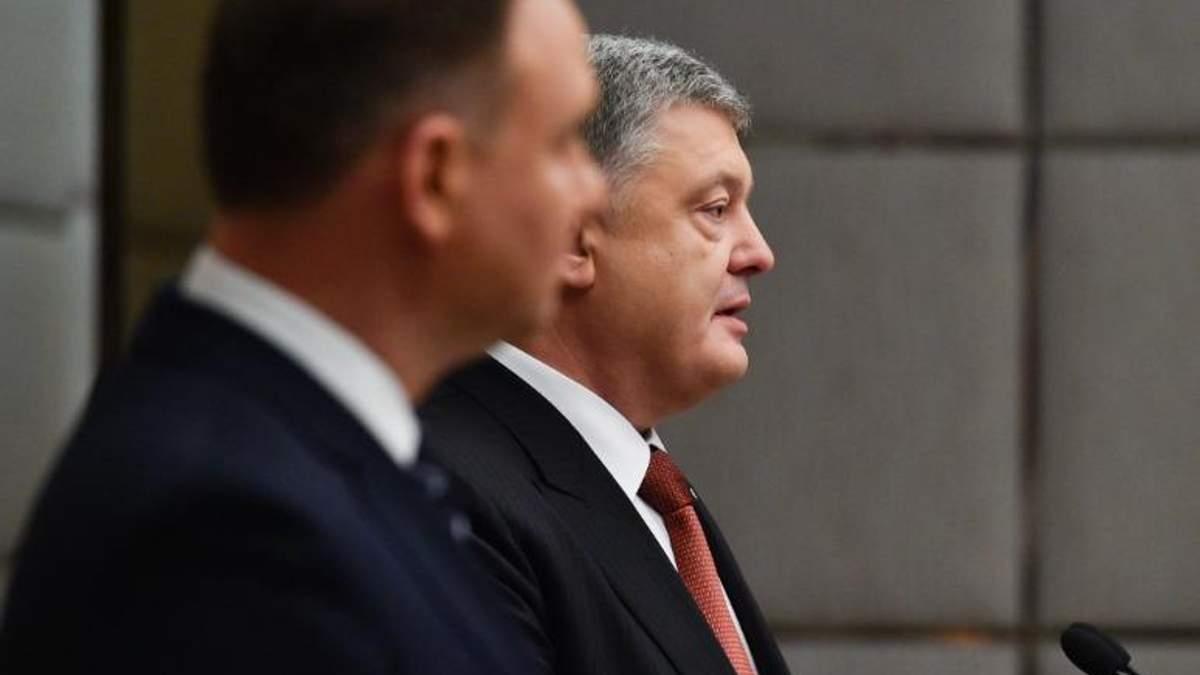 Порошенко заявив, що треба зробити з історичною постаттю Бандери