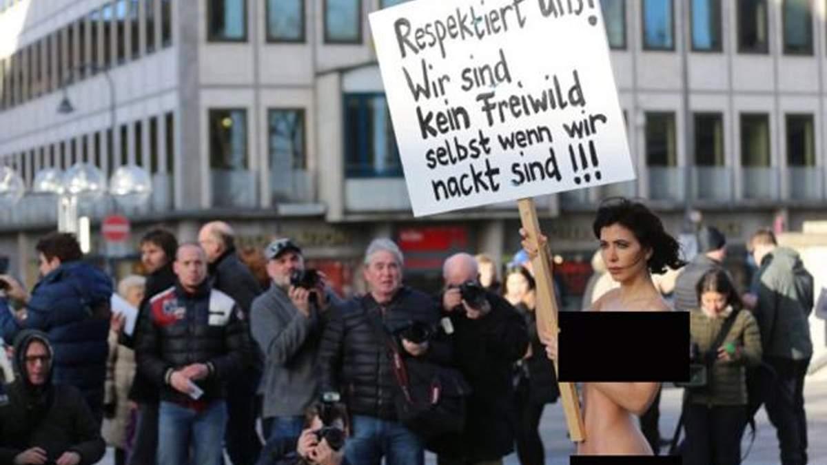 Протести голяка: що об'єднує FEMEN, Антіна Мухарського та лист козаків до турецького султана