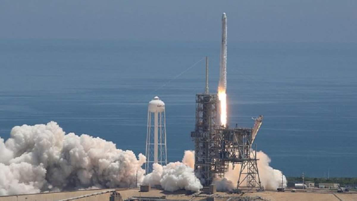 Ракета Falcon9