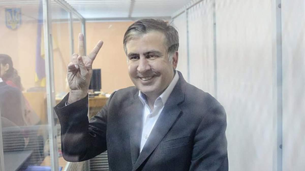 Саакашвілі запропонував Порошенку піти на примирення, – ЗМІ