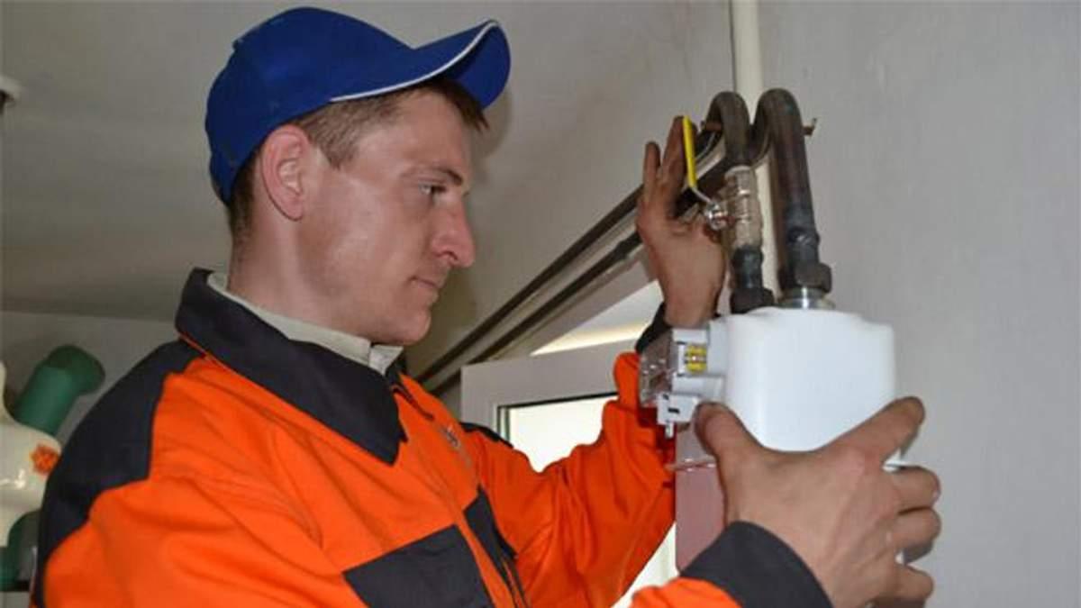 Верховна Рада зобов'язала газові компанії встановити лічильники у кожній квартирі