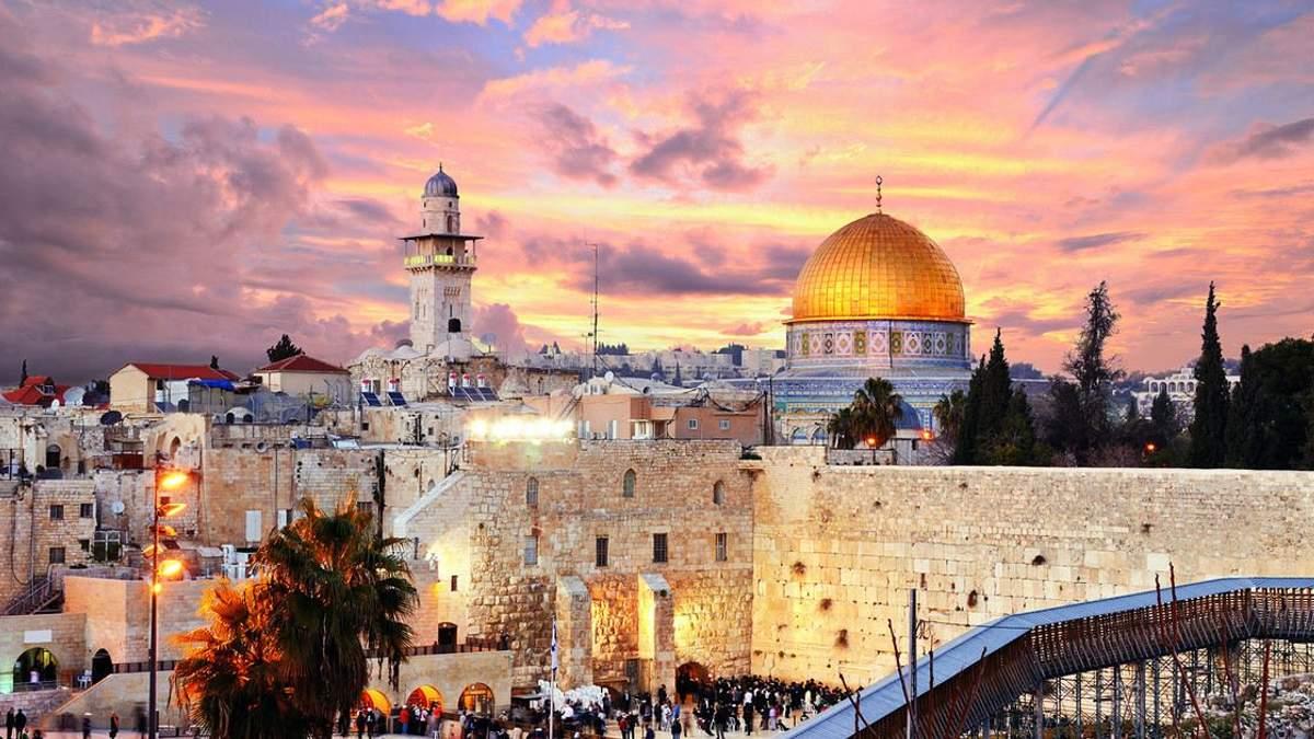 Єрусалим закликали не визнавати столицею Ізраїлю