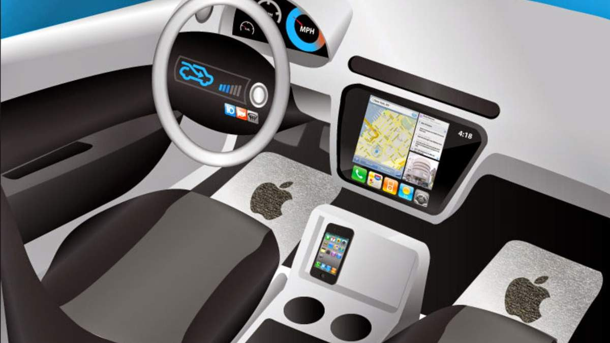 Apple автопілот