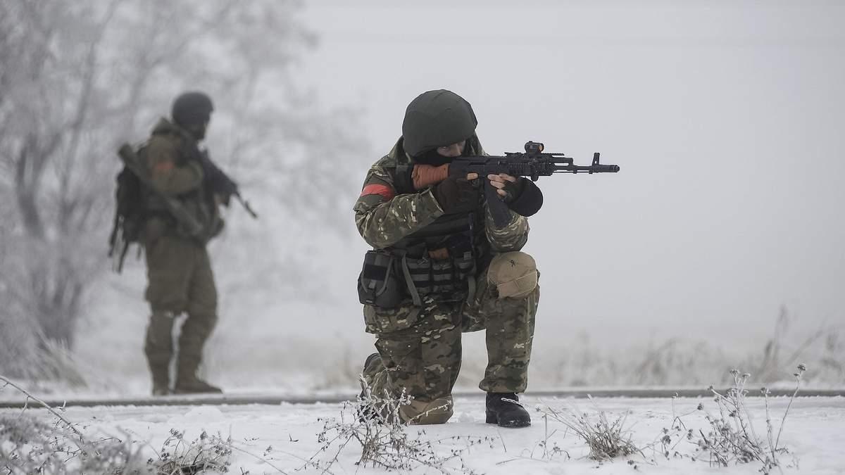 На Донбасі українські військові зазнали втрат перед новорічним перемир'ям