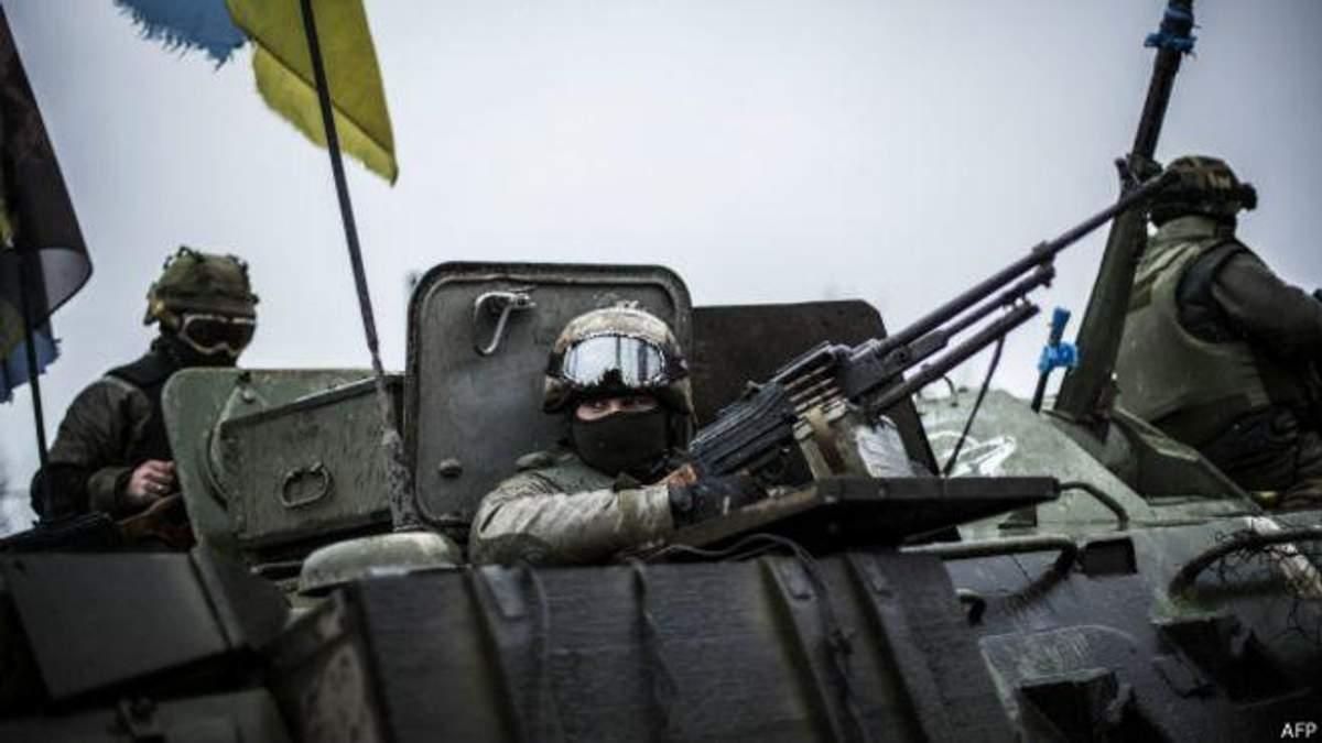 Війна на Донбасі триває
