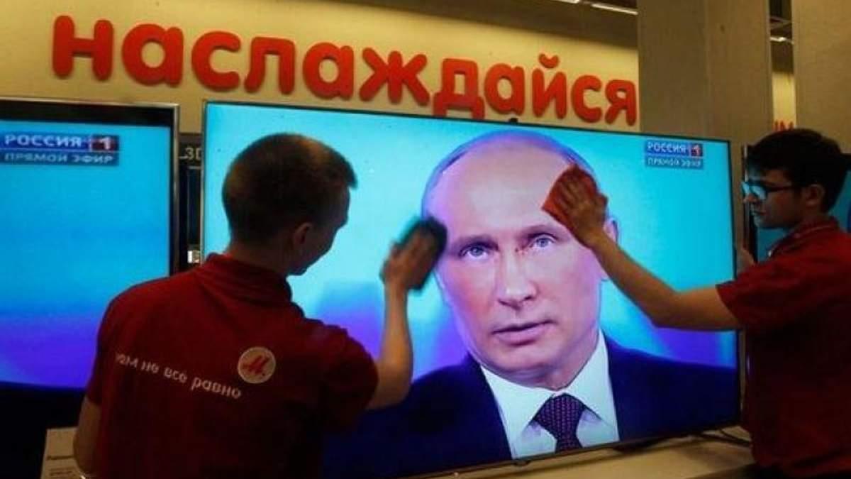 Путин – бессменный правитель РФ