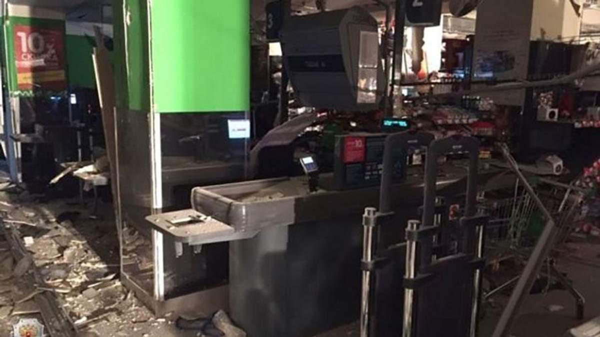 Взрыв в Санкт-Петербурге в магазине Путин назвал терактом