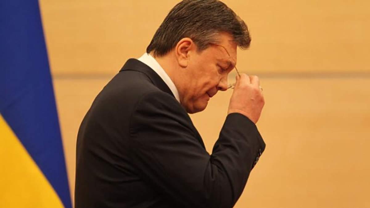 Екс-нардеп на суді пояснив, чому відбулася втеча Януковича