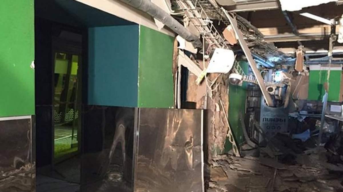 Взрыв в супермаркете Санкт-Петербурга: стало известно о составе взрывчатки