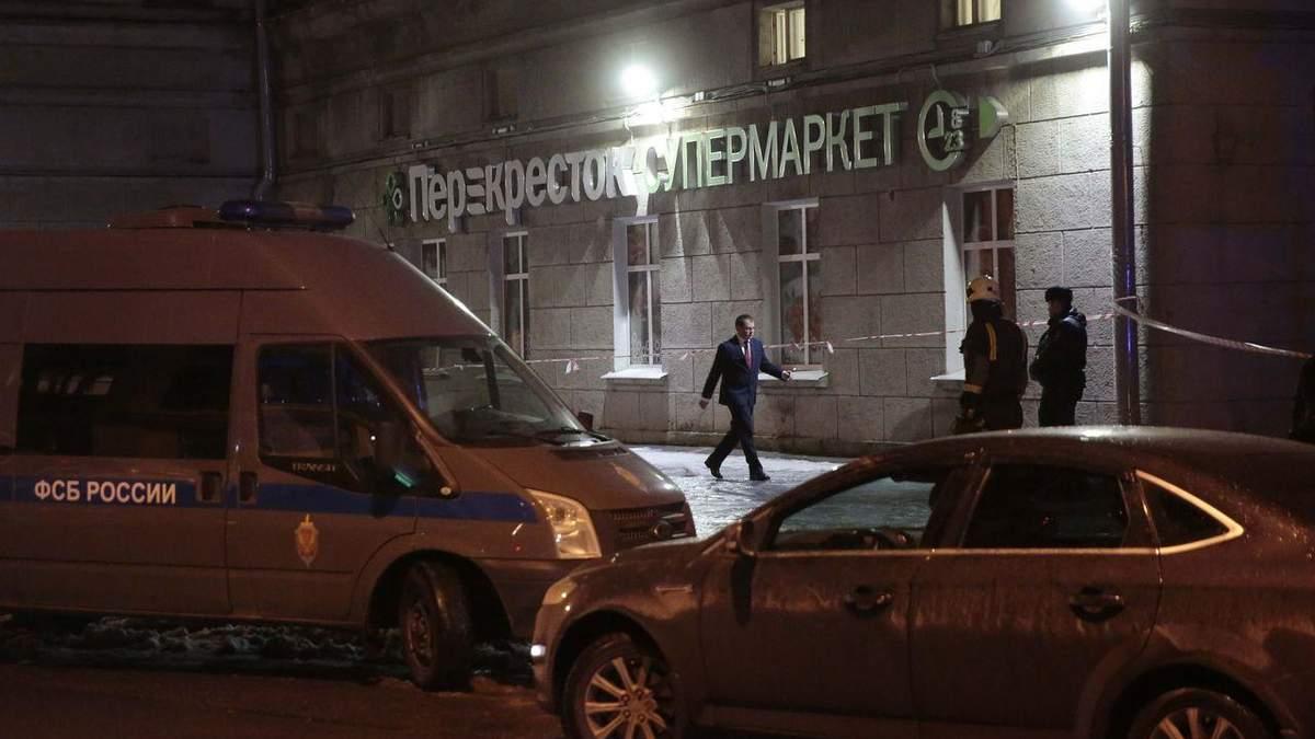 """Взрыв в Санкт-Петербурге – это предостережение России от террористов """"ИГ"""""""