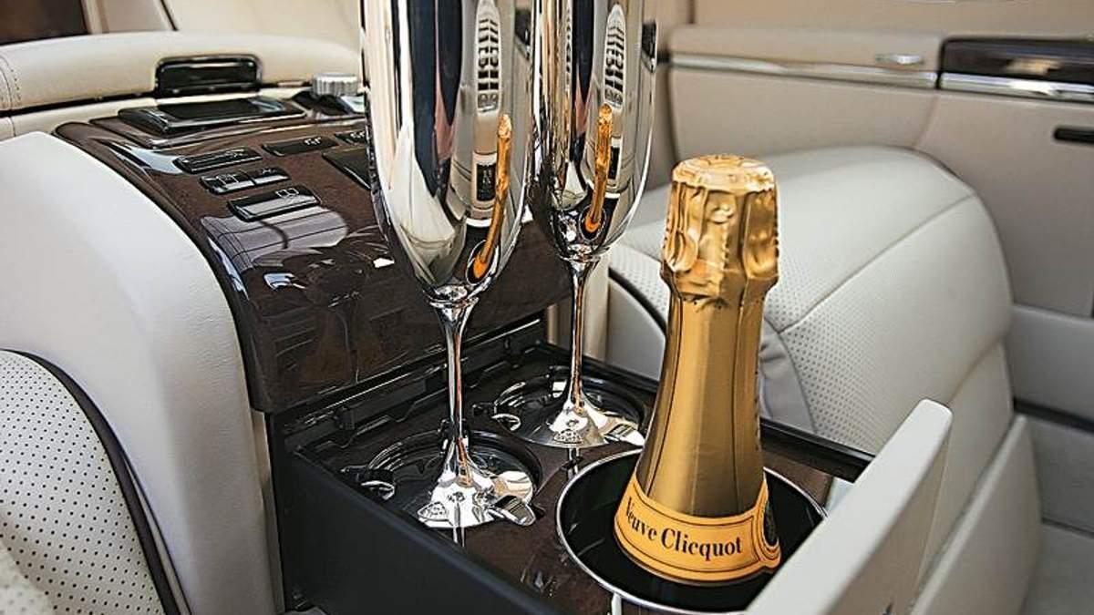 Скільки можна випити шампанського, якщо ти водій?