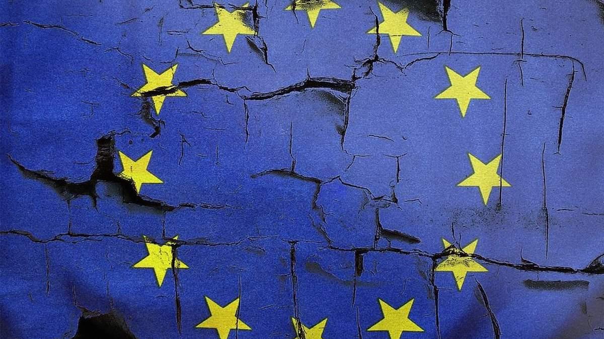 Складний рік для Європи: іспанське видання назвало головні проблеми для ЄС у 2018-му
