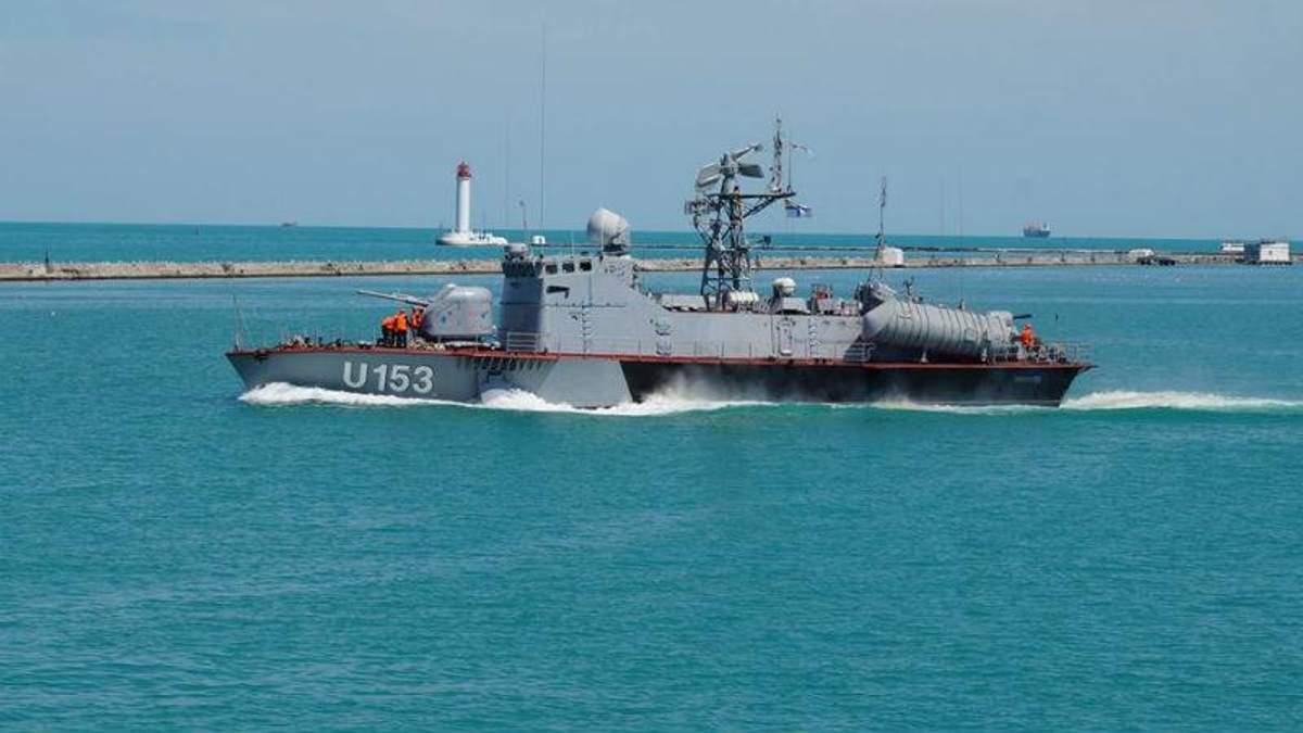 Спецоперация в море: в новогоднюю ночь СБУшники и военные преследовали судно