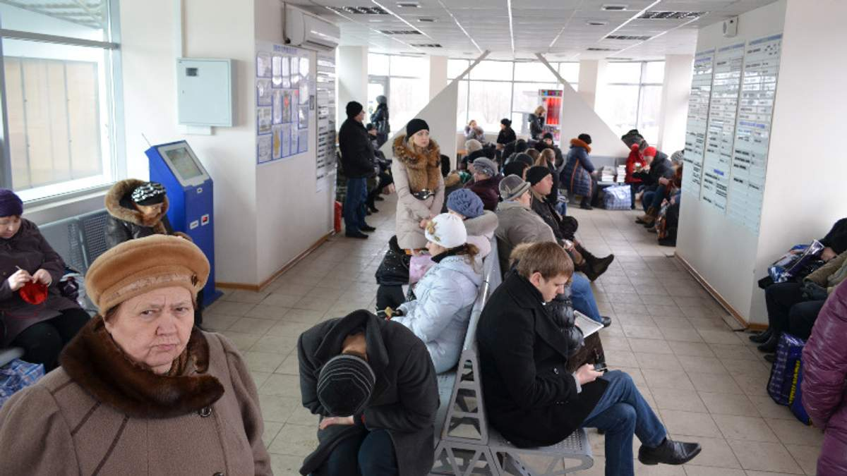 "Як бойовики ""облагородили"" автовокзал Донецька"