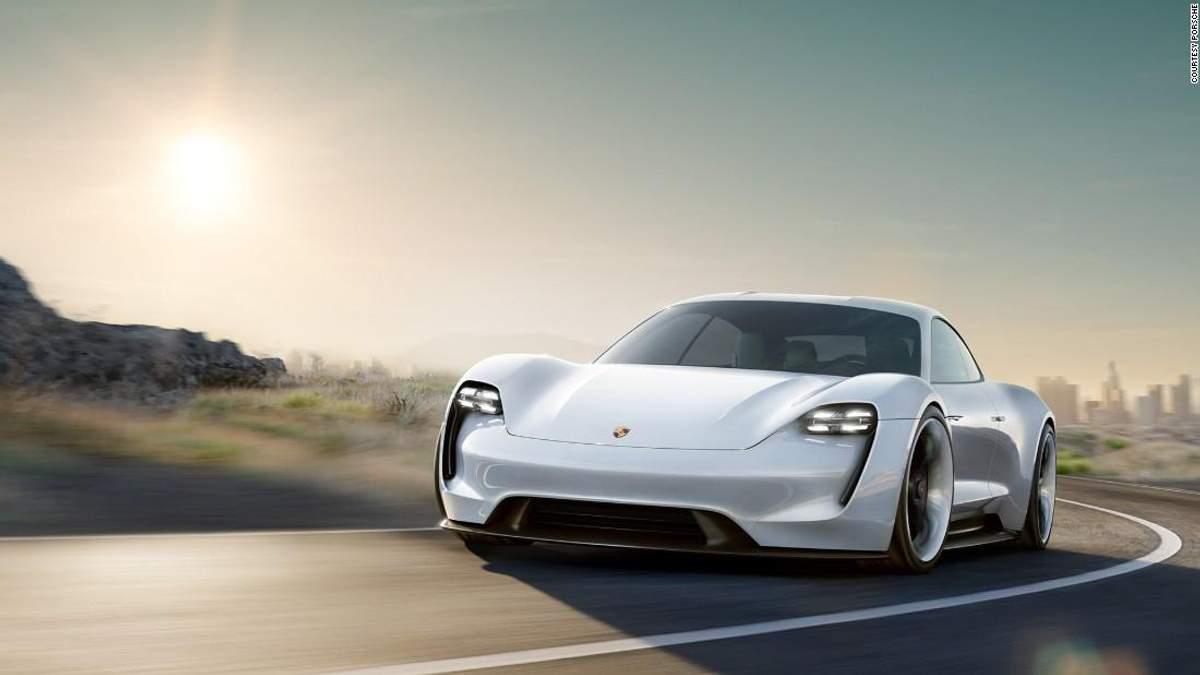 Porsche составит конкуренцию Tesla