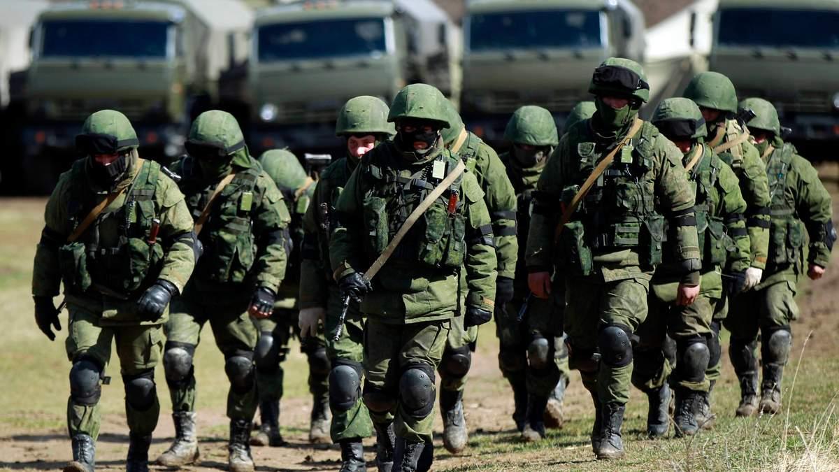 У США спрогнозували, як росіяни воювали б із рівним за силою супротивником