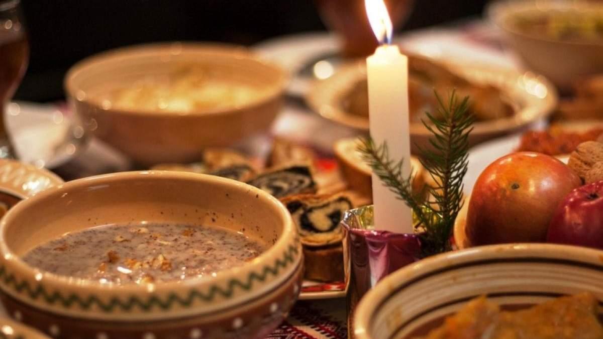 12 страв на Різдво 2020, Україна – рецепти страв на Святий вечір