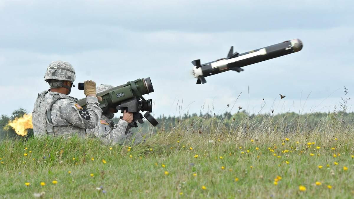 Ракетный комплекс Javelin