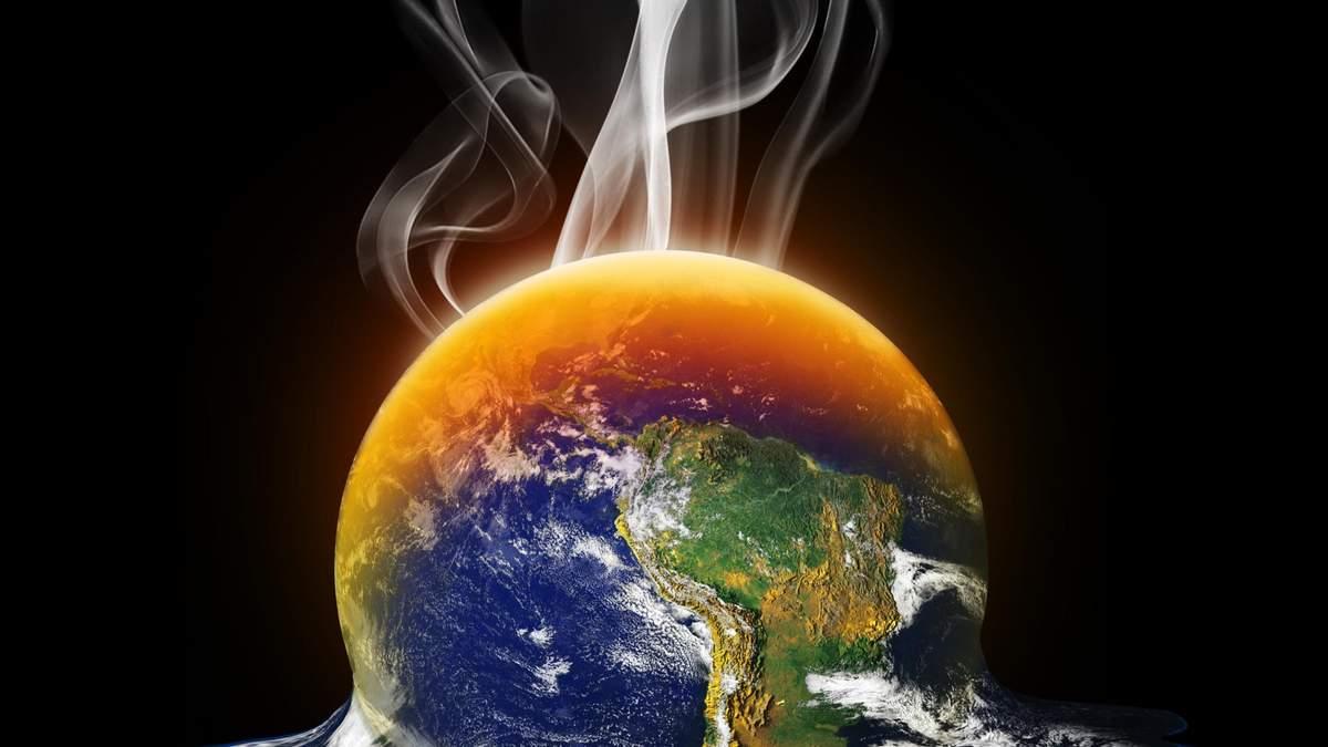 Аномальна погода у світі: у NASA показали вражаючу мапу