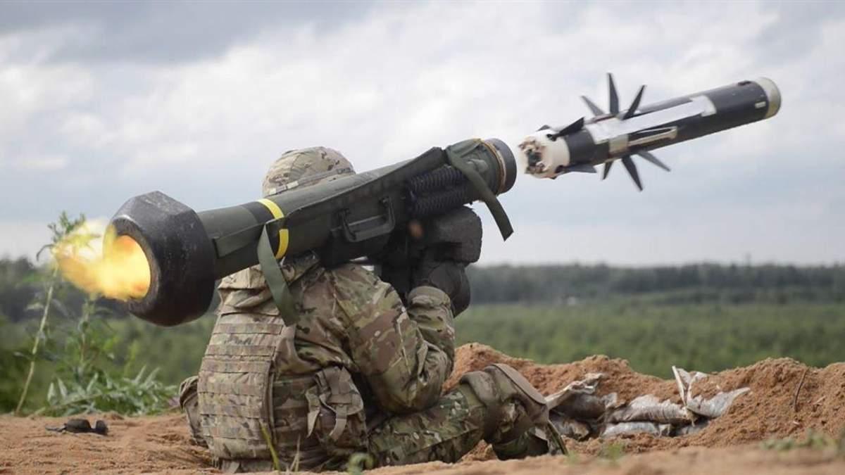 Переданные Украине американские Javelin не попадут на фронт, – The Wall Street Journal