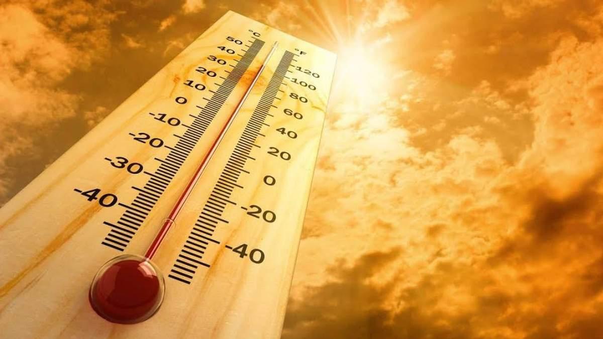 На території України середньорічна температура підвищується швидше, ніж в середньому на планеті, – синоптик