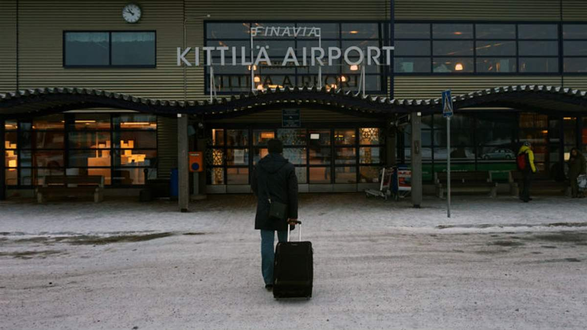 Український пілот загинув в аеропорту у Фінляндії