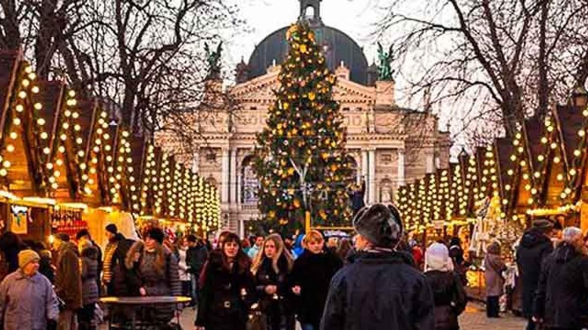 Погода на різдвяні свята в Україні: прогноз від синоптика