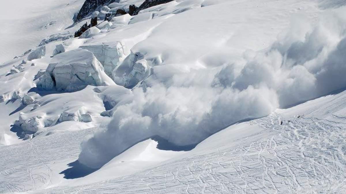 В Карпатах возможно схождение лавин