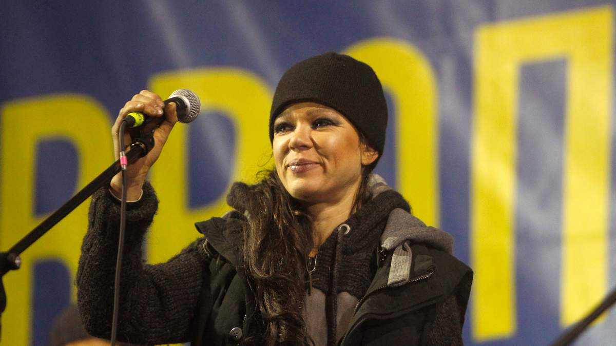 В один момент всі похворіли, – Руслана пригадала підозрілий факт з Майдану