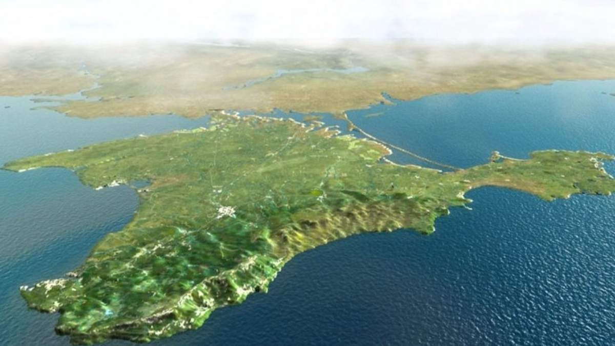 Військові літаки США здійснили розвідку біля Криму