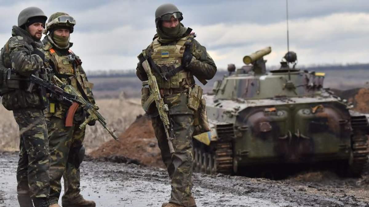 Німеччина виступає проти військового вирішення конфлікту на Донбасі