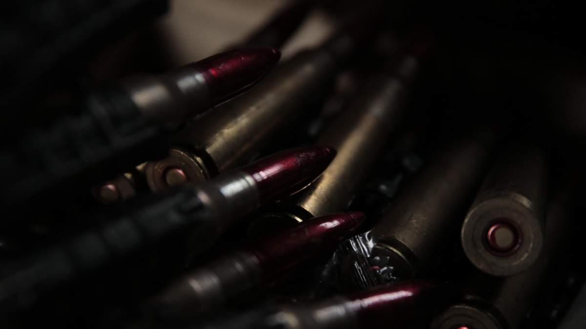 Силы АТО ответили огнем врагу возле Новотроицкого