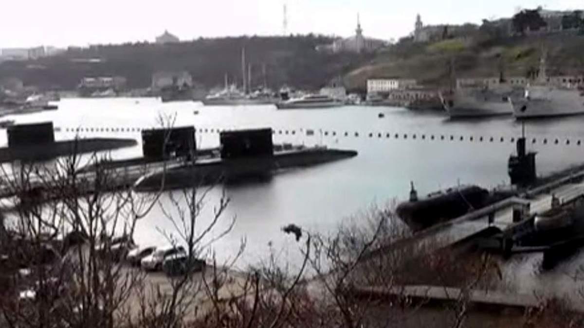 Опубліковано повний перелік кораблів, які Росія хоче повернути Україні