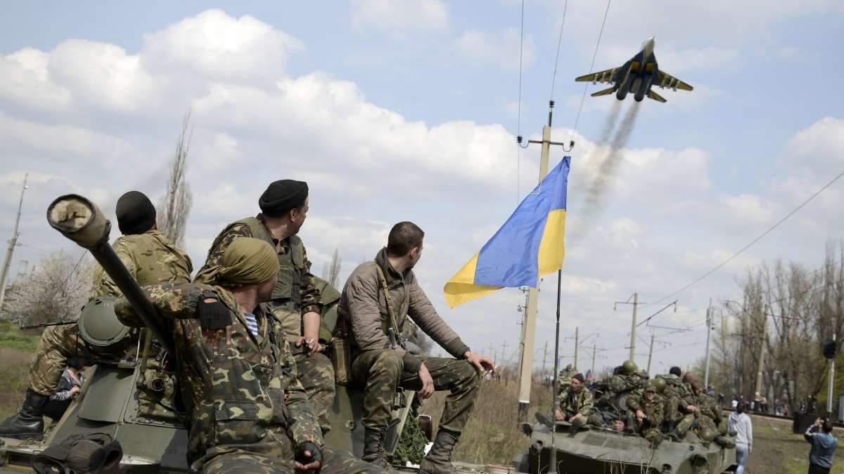 Донбасс освободят?