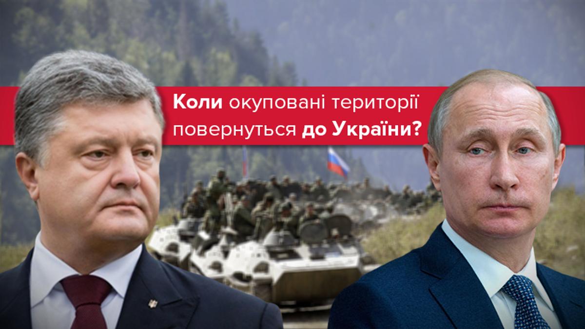 Противоречия закона о деоккупации - возвращение Крыма и Донбасса