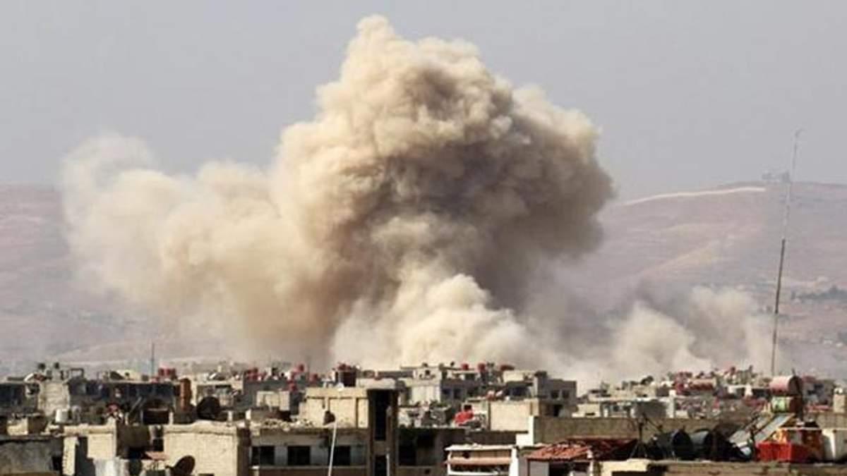 Троє людей загинули внаслідок потужних вибухів в Іраку