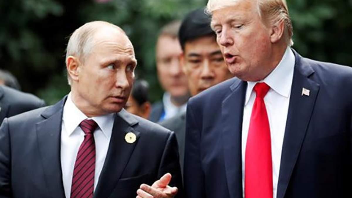 """В Кремле назвали """"коллапсом"""" отношения с США"""