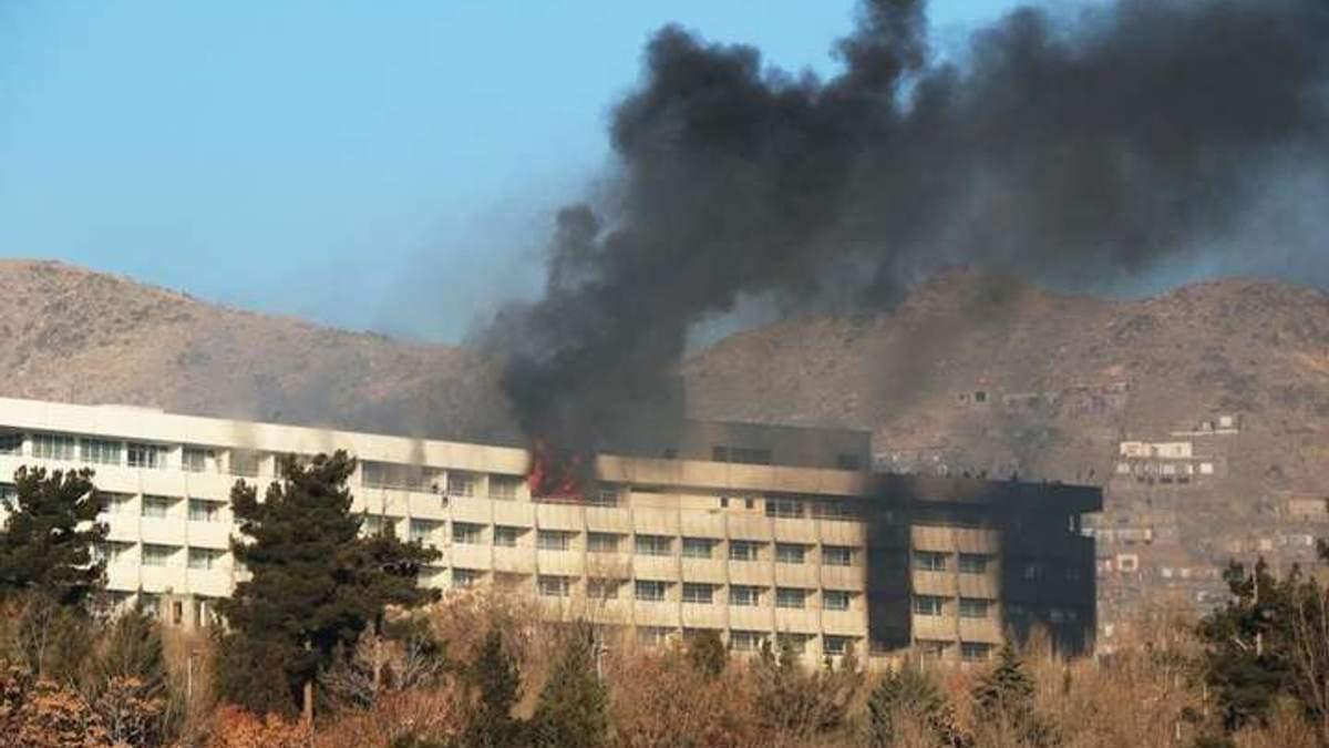 Теракт в Кабуле: имена и фото погибших украинцев