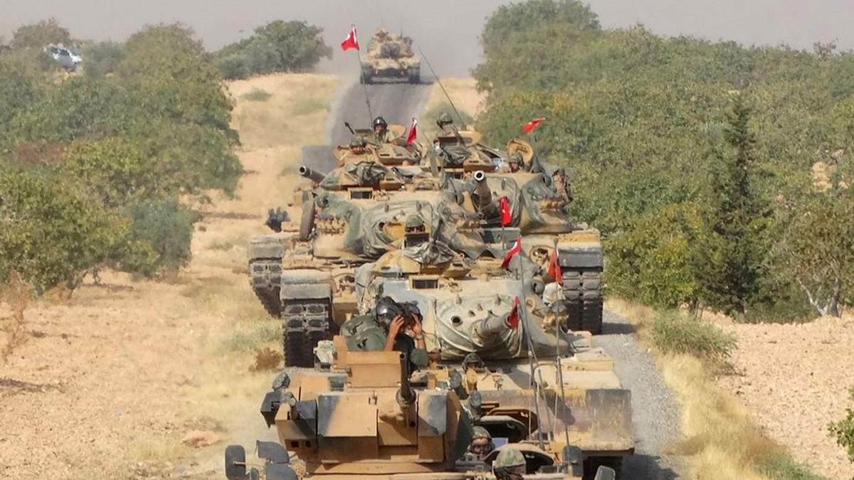 Розпалювання жорстокості та цинізм, – західні ЗМІ про спецоперацію Туреччини в Сирії