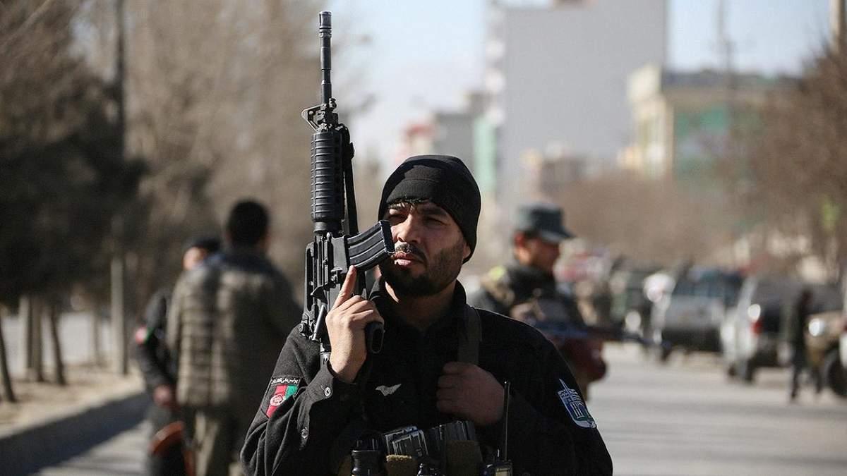 Ідентифікували особи сімох загиблих у Кабулі, – МЗС